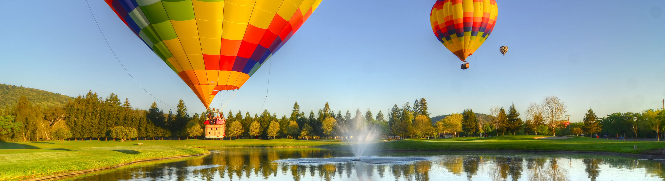 Join Napa Valley Balloons for an Adventure of a Lifetime!