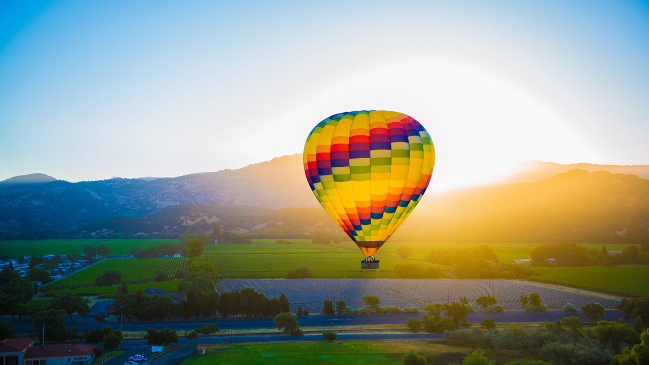 Balloon Photo Gallery