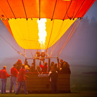 Napa Valley Balloon and Platypus Wine Tour