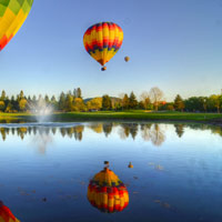 Balloon ride and Hotel Package in Napa CA